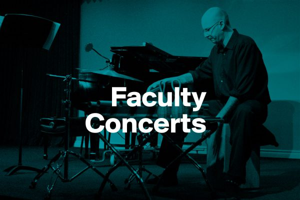Faculty Concerts logo