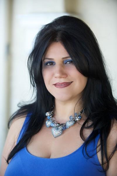 Mariné  Ter-Kazaryan portrait