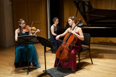 Chamber Music Department Recital
